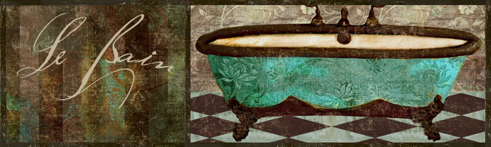 French Bathrooms | Le Bain | Bathroom Accessories | The French Shoppe