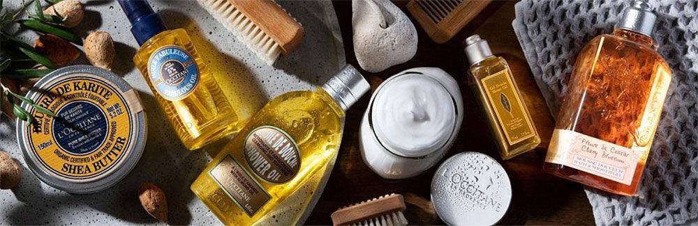 L'Occitane Bath and Shower Online | Loccitane | The French Shoppe