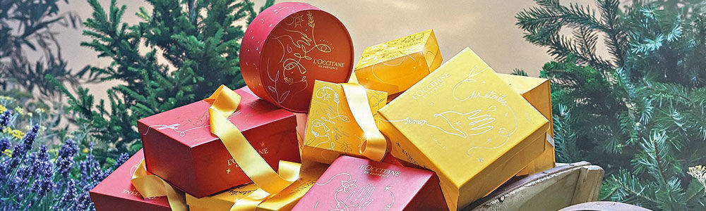 L'Occitane Christmas Gift Packs | The French Shoppe