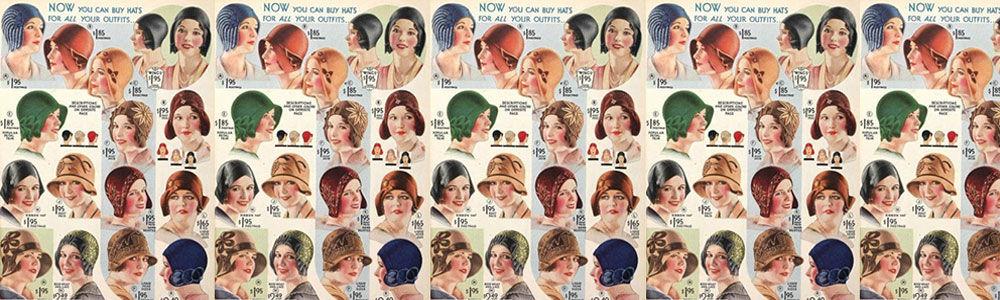 Women's Headwear - The French Shoppe